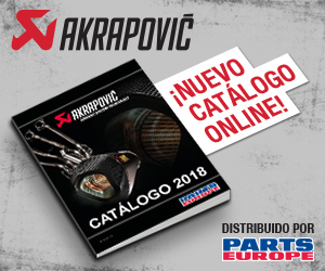 Parts Europe Akrapovic