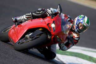 Ducati Riding Experience 2011