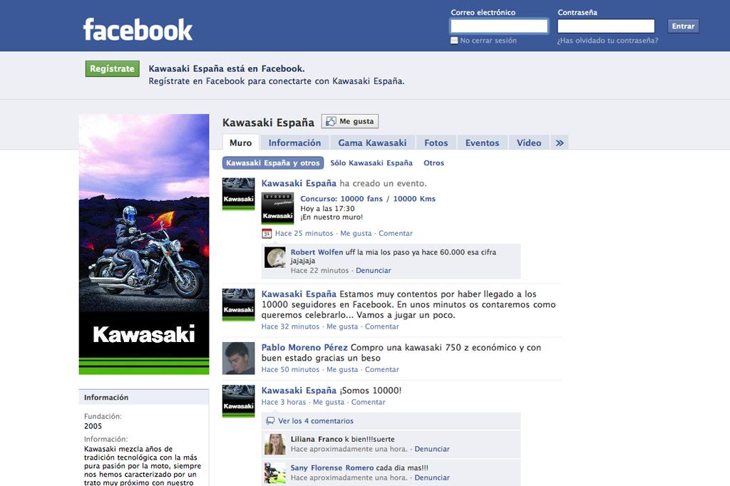 Kawasaki España