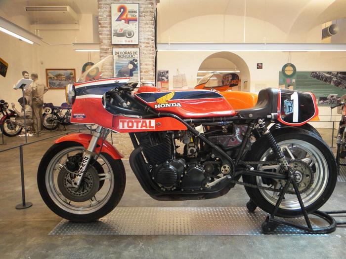 Honda & Museu de la Moto de Barcelona