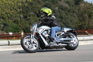 Harley Davidson VRSCA V-Rod 10th Edition