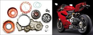 Kits de conversión a embrague seco STM para Ducati 1199 Panigale