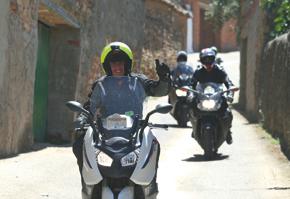 El PuntaAPunta organizado por BMW Motorrad, todo un éxito