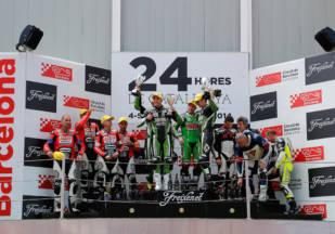 Dominio francés en las 24 Horas de Catalunya de Motociclismo 2014