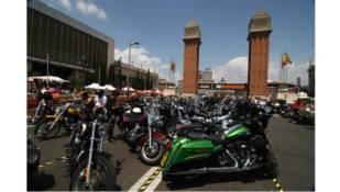 Un millón de visitantes contemplan más de 20.000 Harleys en el Barcelona Harley Days 2014