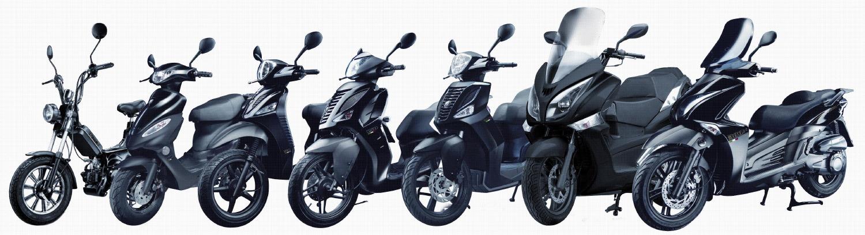 La marca Innocenti regresa al mercado español con una variada oferta en scooters