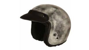 El modelo Scratch, un original casco de la marca Max