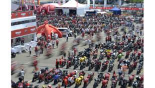 Todo a punto para una edición de récord de la World Ducati Week