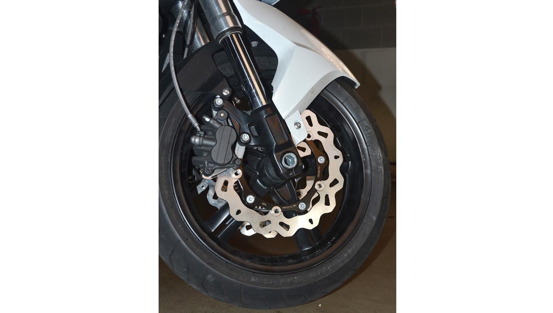Nuevo kit de freno Galfer para los maxi scooters BMW C600 Sport y C650 GT
