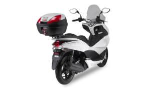 Givi potencia la versatilidad de la Honda PCX 125