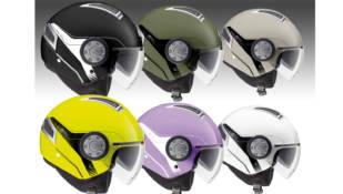 Givi combate el calor con sus nuevos cascos hiperventilados