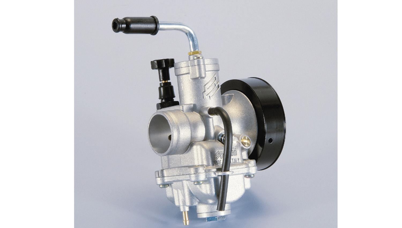 Aprovechamiento máximo de la potencia con el nuevo carburador Polini Evolution Ø21
