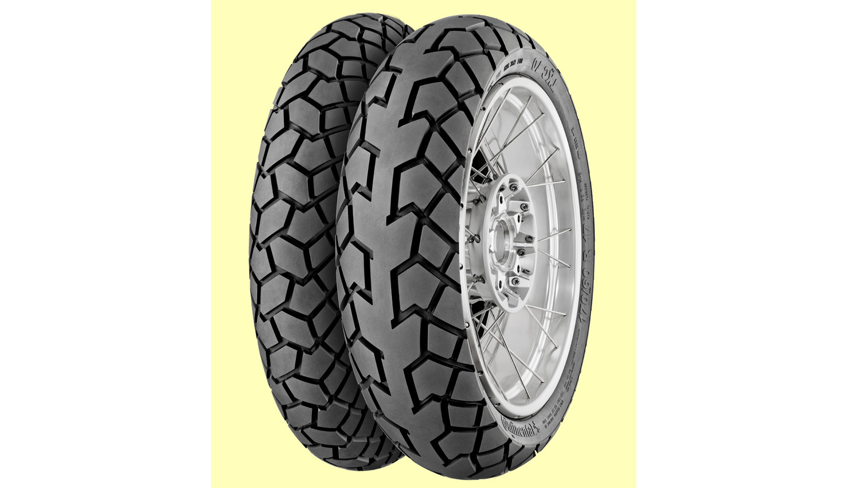 Continental presenta el neumático trail TKC 70