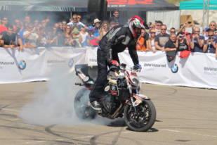Pasamos un gran fin de semana en el BMW Motorrad Days de Formigal