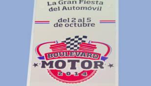 Berton expuso su gama de diagnosis de moto en el Boulevard Motor 2014 de Tenerife