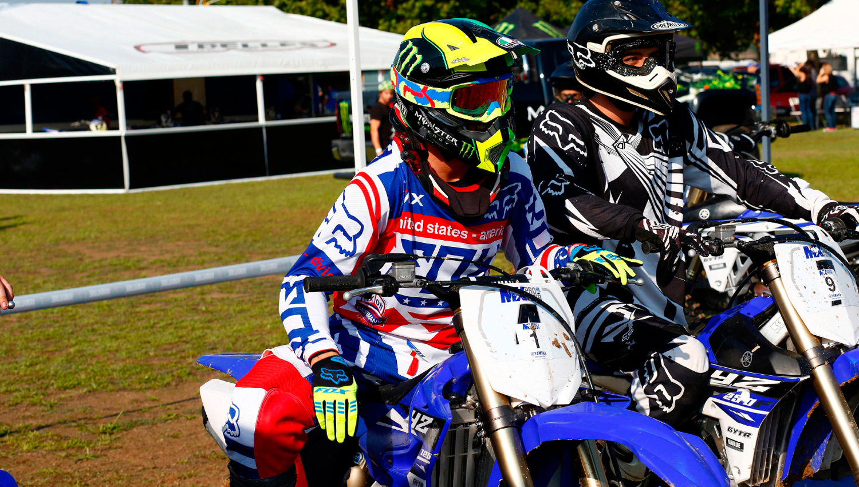 El Yamaha MX Pro Tour 2014 permite probar la gama 2015 de motocross de la marca japonesa