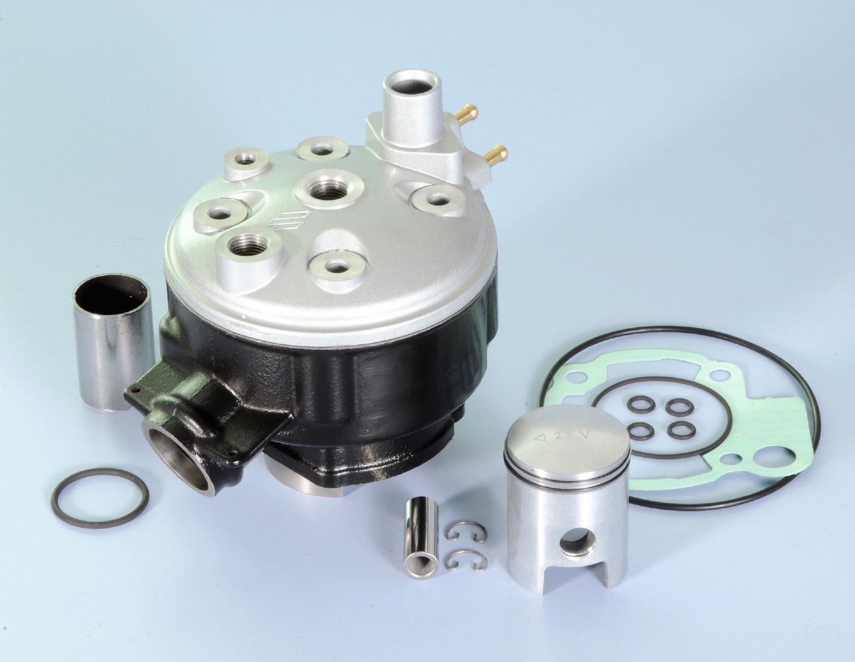 Polini lanza un kit para los motores Minarelli AM6