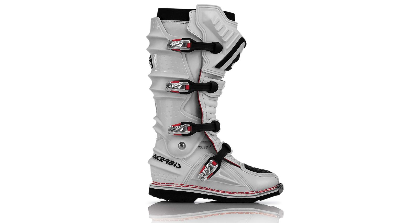 Aviso a los pilotos de enduro y motocross: llegan las botas X-Move 2.0 de Acerbis