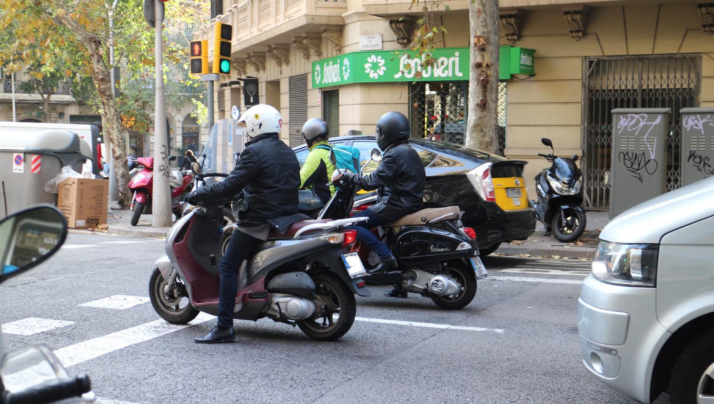"""ANESDOR se remite a las cifras para constatar que el permiso """"B+3"""" no es el causante del aumento de la siniestralidad de motos en Barcelona"""