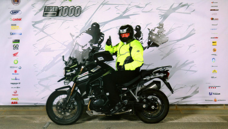 La tercera edición de la Rider 1000 calienta motores
