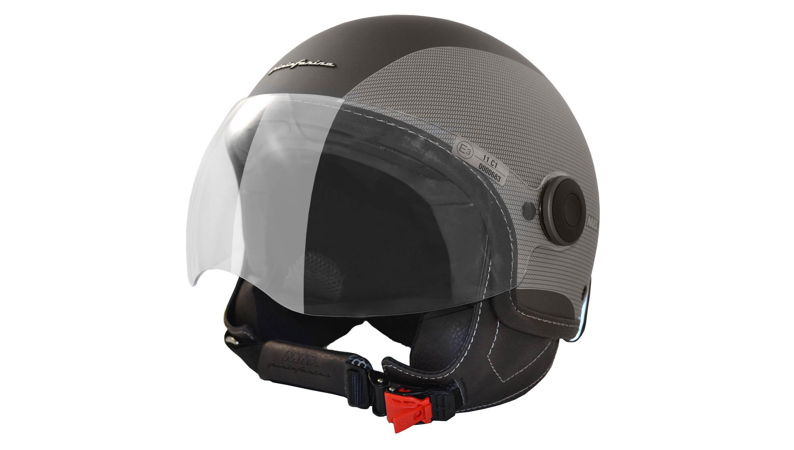 Dmot Gestión comercializa en España y Andorra el nuevo casco Pininfarina City de la marca Max