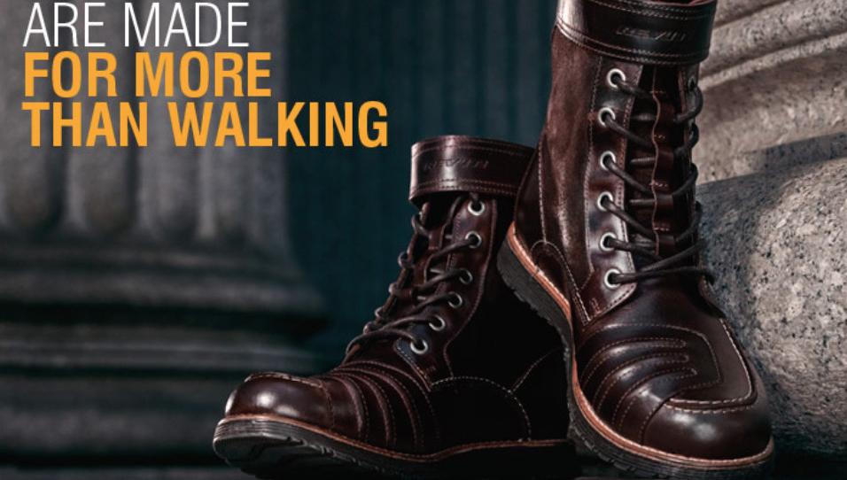 2dd2d23a Comodidad y estilo con las nuevas botas Rev'it | MotoTaller.info
