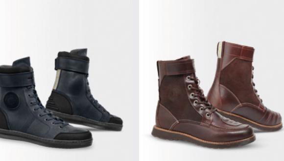 Comodidad y estilo con las nuevas botas Rev'it