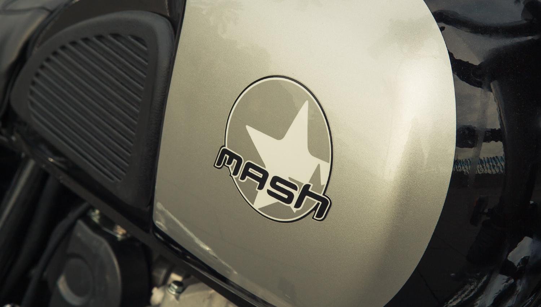 Mash confirma su presencia en los salones de la moto de Madrid y Barcelona