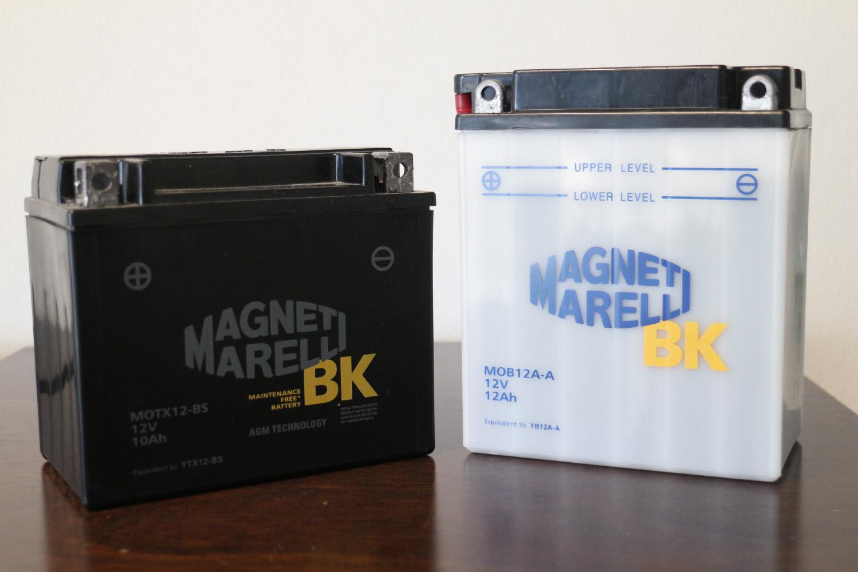 Basic Motor Parts comercializa las baterías Magneti Marelli