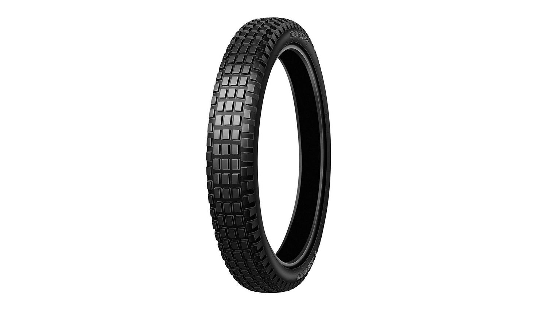 Dunlop lanza el neumático de trial D803 GP