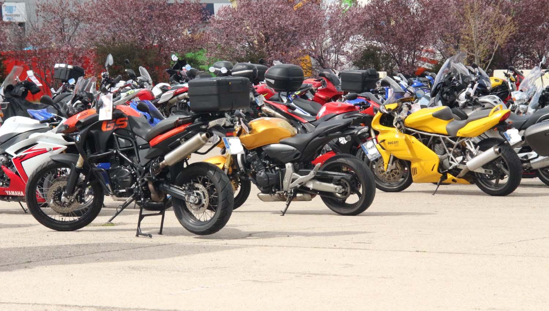 Las ventas de motos usadas crecen un 9 por ciento en 2014 según GANVAM