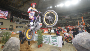 El mejor trial indoor se cita en Barcelona