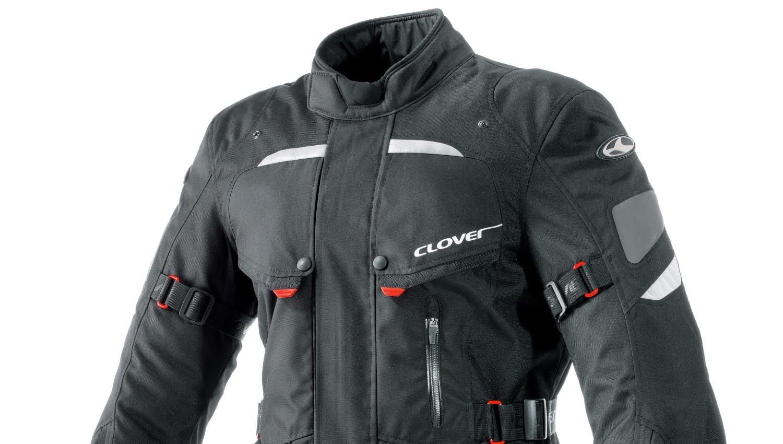 Lo último de Corver, la chaqueta Scout de la marca Clover