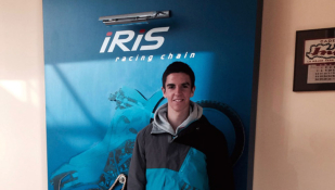 Iris Racing Chains patrocina a jóvenes pilotos