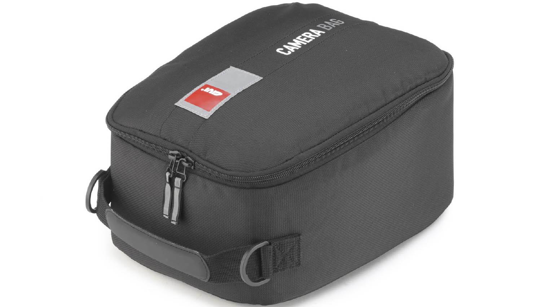 Givi lanza una bolsa para transportar la cámara de fotos y sus complementos