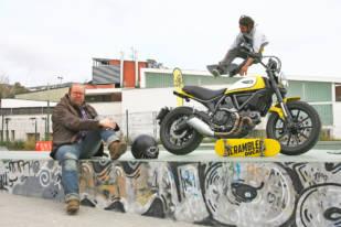 Ducati Scrambler: galería de imágenes
