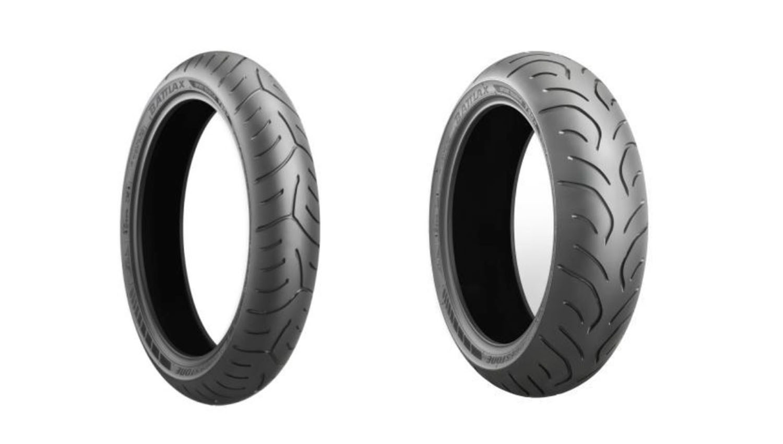 Llegan los nuevos neumáticos Battlax Adventure A40 y T30 Evo de Bridgestone