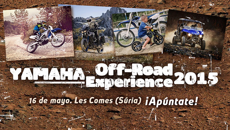 Yamaha convierte Les Comes en una fiesta del off-road