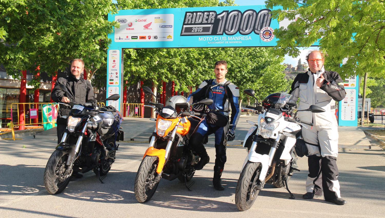 ¡¡¡Exitazo de la Rider 1000!!!