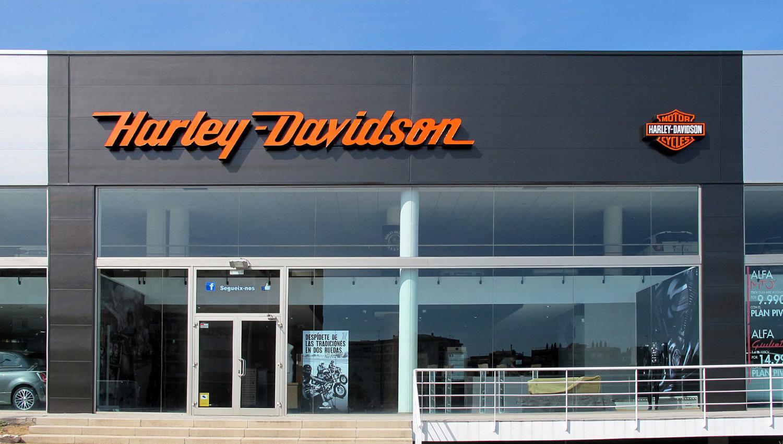 Harley-Davidson Tarraco, el nuevo concesionario de la marca de Milwaukee en Tarragona