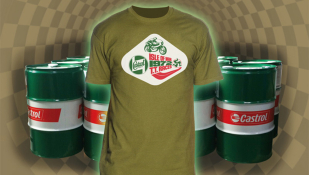 Castrol regala camisetas