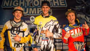 El campeón de Europa de FMX utiliza neumáticos Mitas