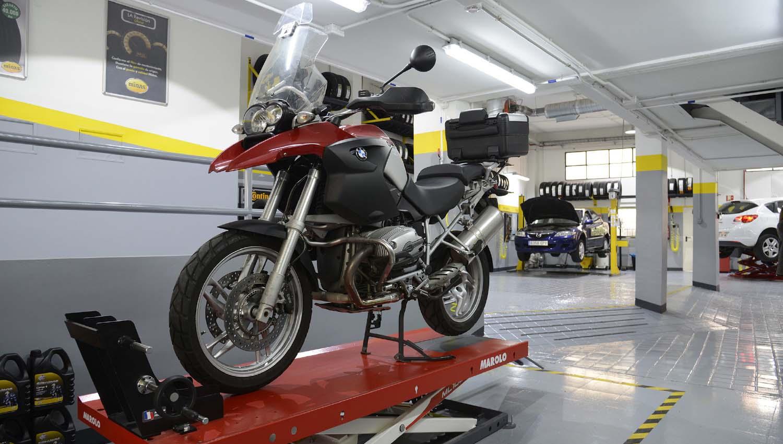 Midas prevé aumentar un 7 por ciento su facturación con el servicio de mantenimiento de motocicletas