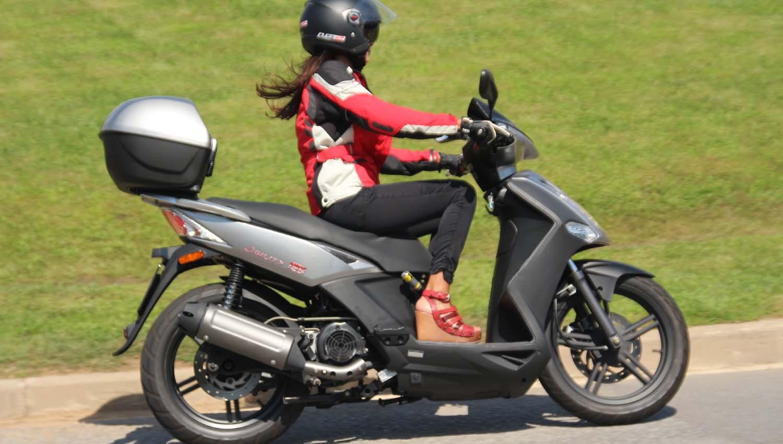 Las ventas de motos en mayo crecen un 18 por ciento