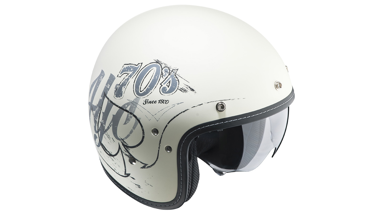 Más versiones del casco HJC FG-70s de la mano de Poiexiss