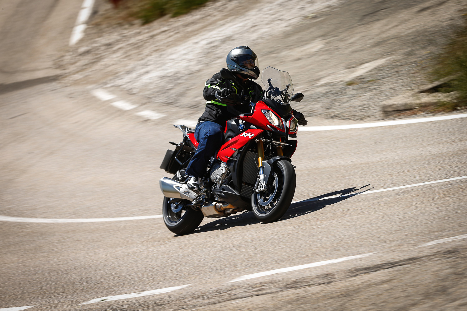 Contacto: BMW S 1000 XR