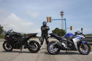 Contacto: Yamaha YZF-R3
