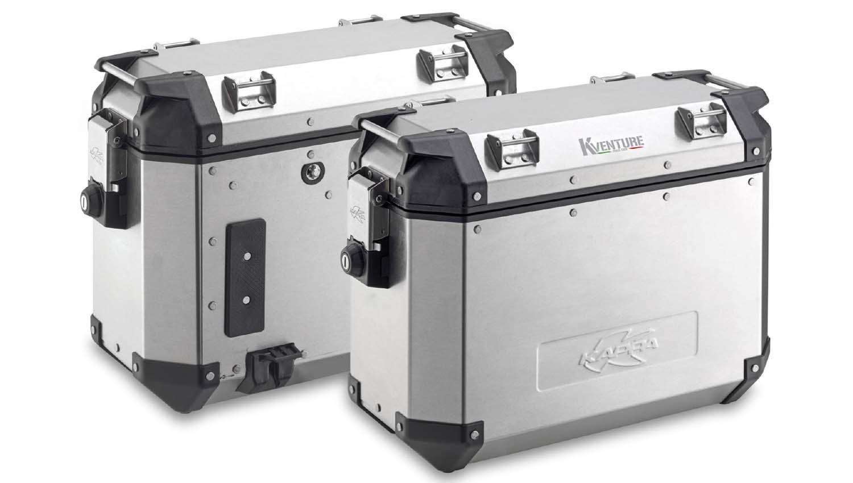 Kappa lanza las maletas de aluminio K-Venture