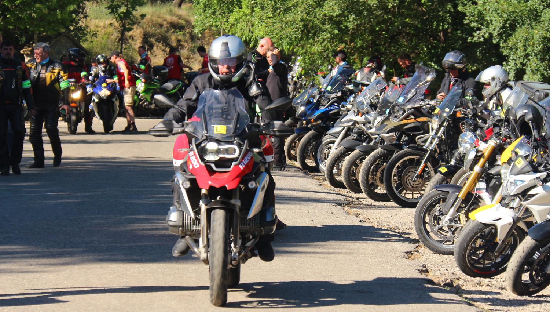 El segundo domingo de junio, Día Nacional de la Moto