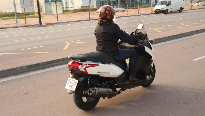 El primer semestre de año se cierra con un aumento de las matriculaciones de motocicletas del 21,5 por ciento